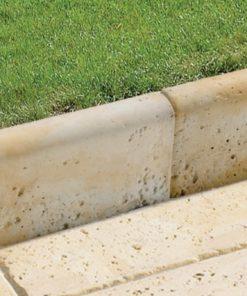 Semmelrock obrubník Bradstone Travero  | Korekt Dlažby a Ploty