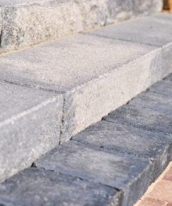CityStoneDesign schodiskový blok SOFTISTEP štiepaný    Korekt Dlažby a Ploty