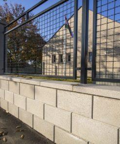 Leier plotový prvok Modern  | Korekt Dlažby a Ploty